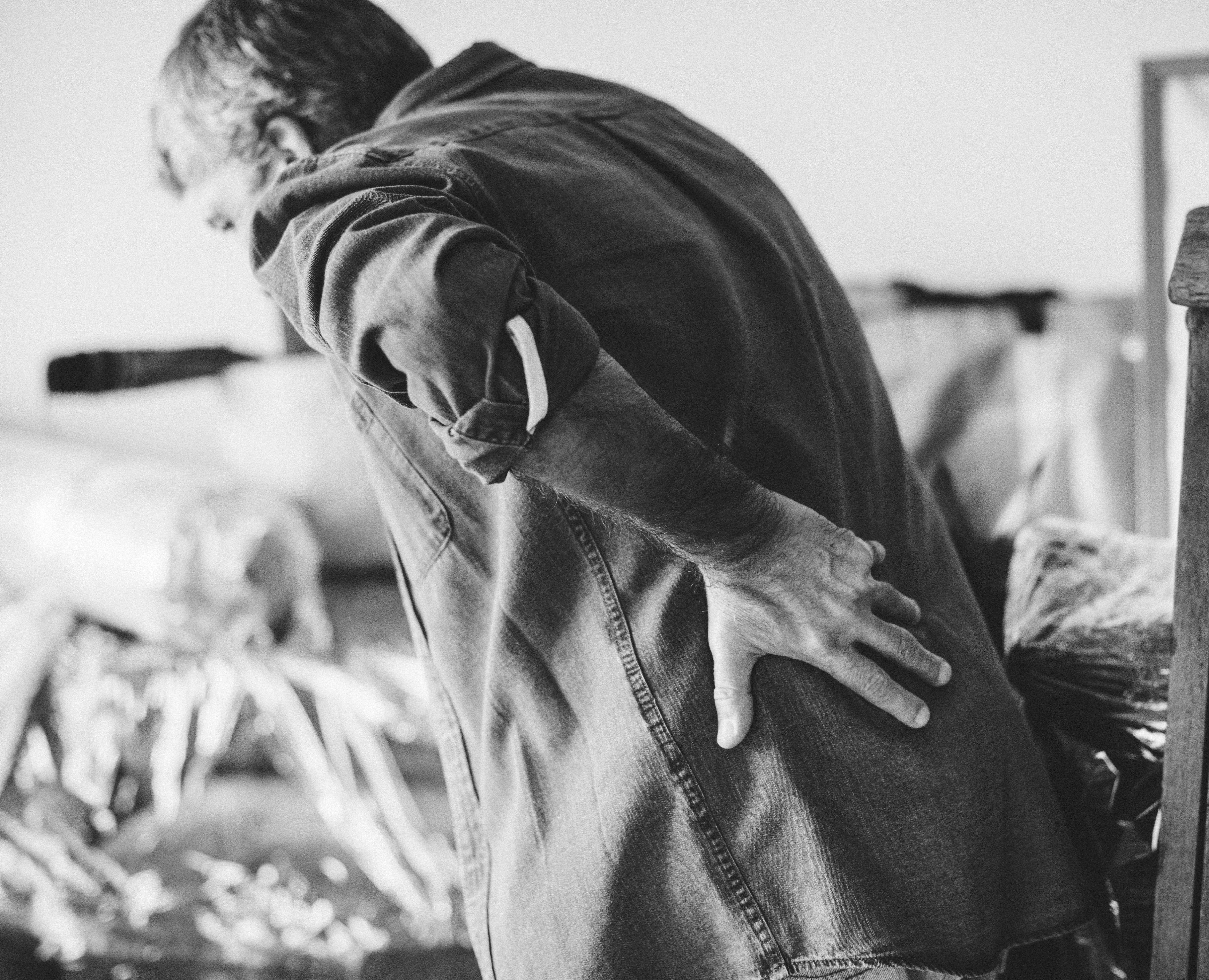 Thuiszorg voor ouderen met pijnklachten
