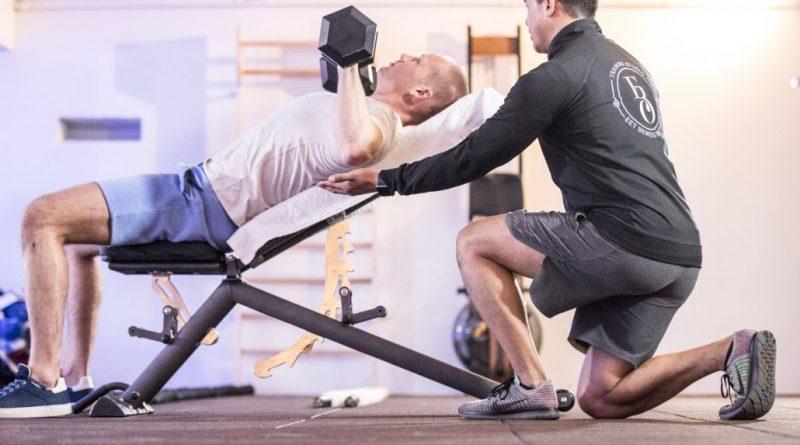 je doelen bereiken met een personal trainer